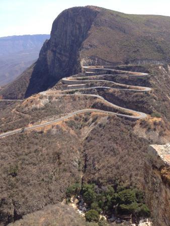 Lubango, Angola: Serra da Leba