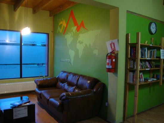 Hostal Lili-Patagonico: Hall de entrada