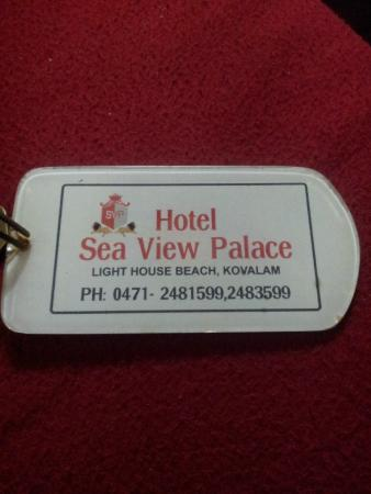 Hotel Sea View Palace