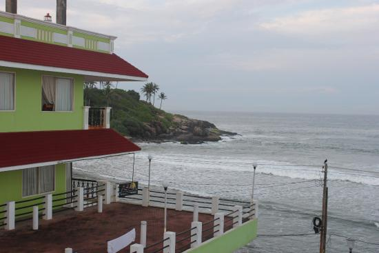 Hotel Sea View Palace: Kovalam Beach