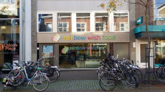 Rainbow Wish Food
