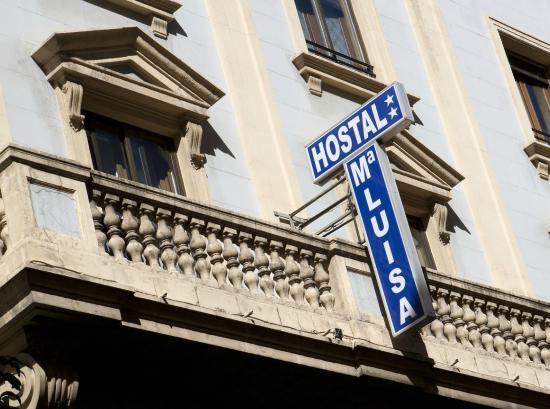 Hostal Maria Luisa Madrid city center