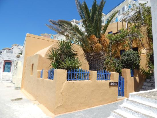 Antithesis apartments santorini reviews