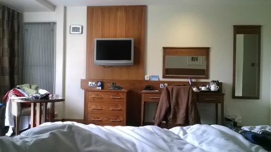 BEST WESTERN Kings Manor Hotel: Habitaciòn, Edimburgo.