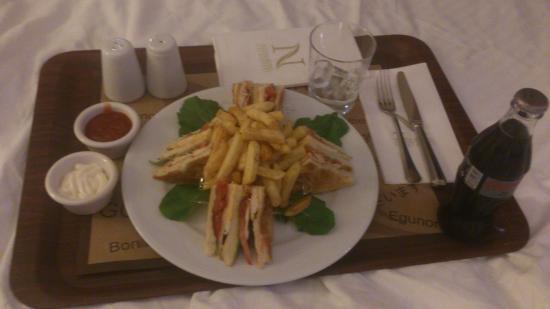 Room Service ;)