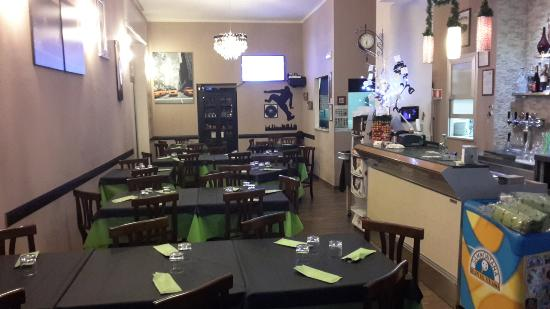 Pizzeria Marconi: Sala interna new look....
