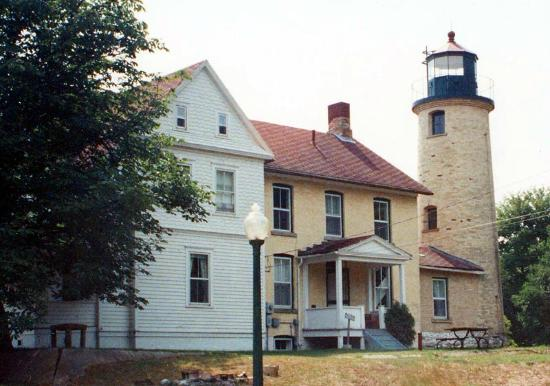 ‪Beaver Head Lighthouse‬