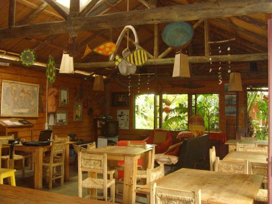 Hostel La Cruz del Sur: Un ambiente que invita a comaprtir