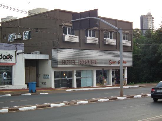 Hotel Rouver: extérieur
