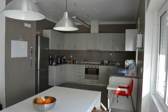 StayInn ALE-HOP : Cocina
