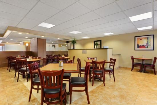 Wyndham Garden Glen Mills Wilmington: Thornbury Breakfast Cafe
