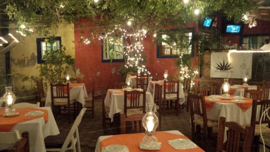Agave Restaurant Bar