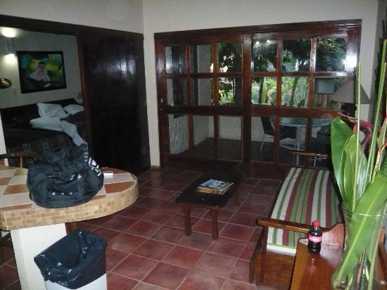 Canciones del Mar Boutique Hotel : living room