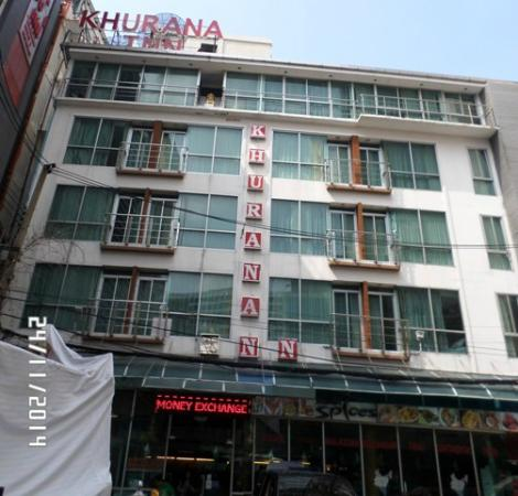 Khurana Inn: A budget Hotel with Indian Food