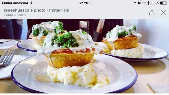 Fork-In Aussie Pie® Kitchen