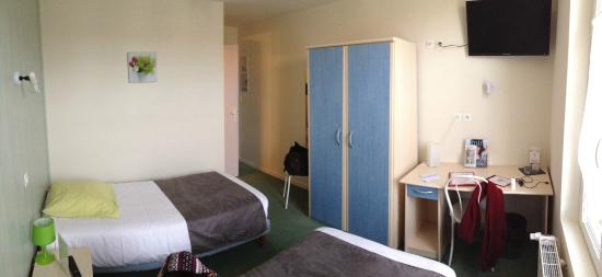 Hotel Caravelle: Chambre 11
