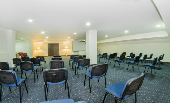 Hotel Egina Medellin: Meeting Room
