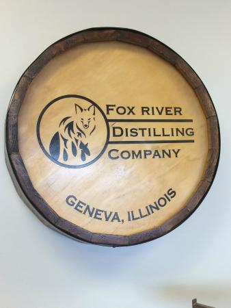 Geneva, IL: Fox River Distilling Company