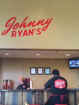 Johnny Ryan's
