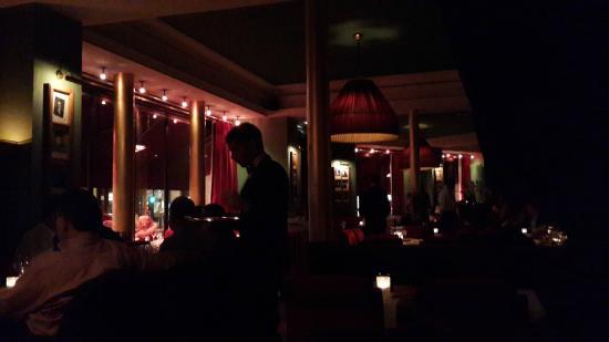 Nicest Cafe Rue Saint Honore Paris