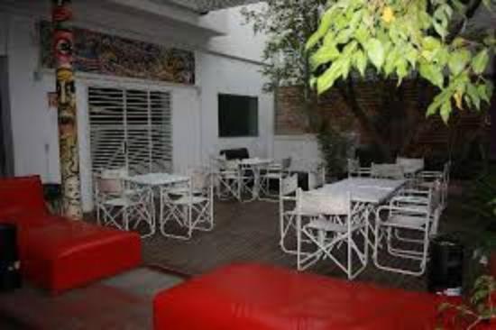 Aldea hostel Cordoba: Para tomar algo tranqui