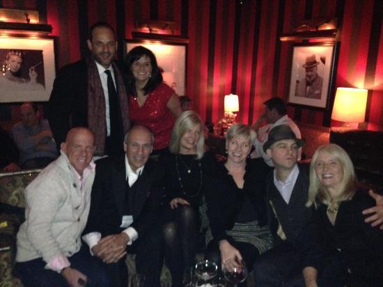 Carnegie Club: group fun