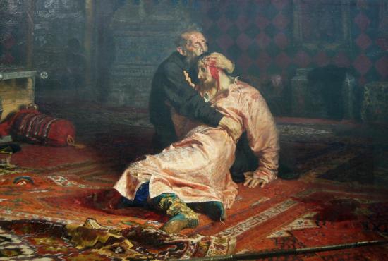Третьяковская галерея на Крымском валу: Peinture