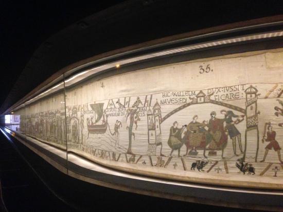 Sc ne 26 picture of musee de la tapisserie de bayeux - Qu est ce que la tapisserie de bayeux ...