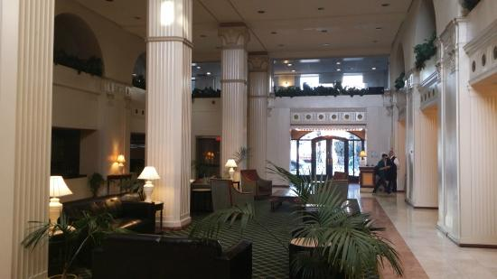 The Mayfair Hotel Lobby