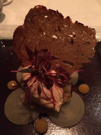 The Olive Tree: Salmon mousse