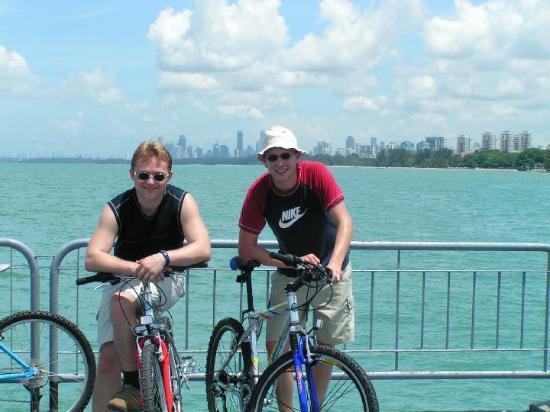 Betel Box Hostel: CyclingTour
