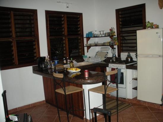Nah Uxibal Villa and Casitas: Kitchen Casita Ha