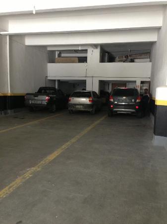 Hotel Puma : Estacionamento
