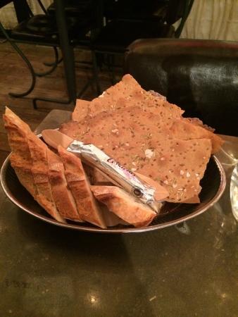 Riche: Trevlig brödkorg