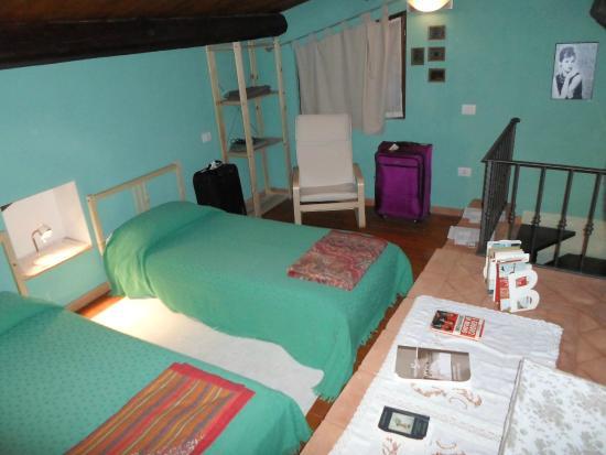 Bed and Breakfast San Rocco : Mas de la arte de arriba