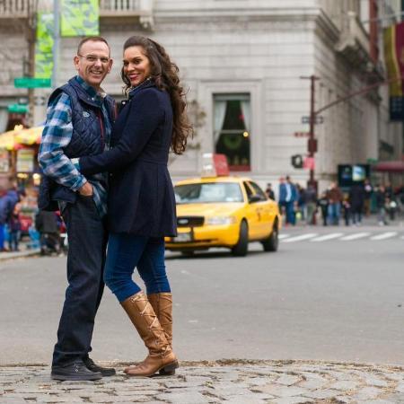 I heart ny photography tours couple shot centeal park