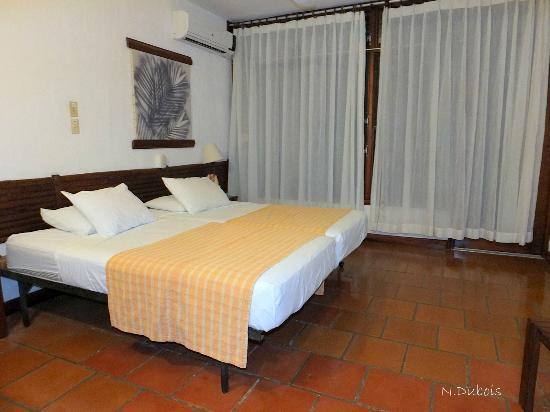 Hotel Villa Caribe: La chambre