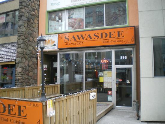 Great Little Thai Restaurant Review Of Sawasdee Thai