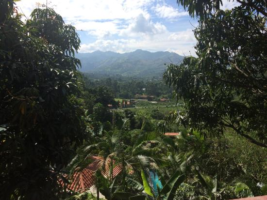 Madre Tierra Resort & Spa: View from our balcony