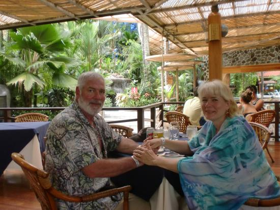 Pacific Trade Winds: 8th anniversary at Baldi Hot Springs