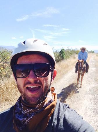 Horseback Mexico: Bobby and I