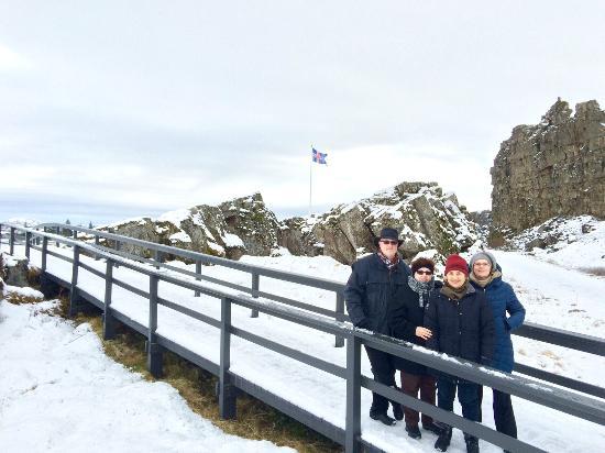 Salty Tour: Pingvellir National Park
