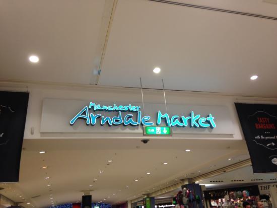 Arndale Market