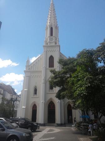Igreja Senhor Bom Jesus dos Perdões