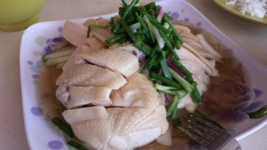 Hua Kee Chicken Rice
