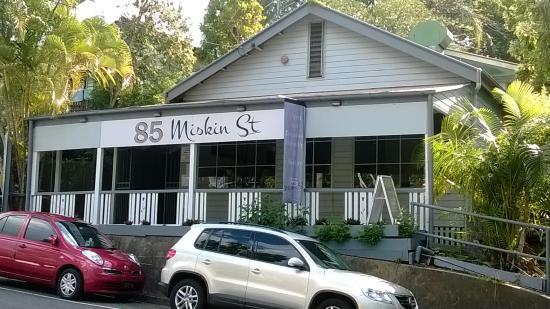 Miskin Street Restaurant