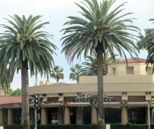 P.F. Chang's, Sunnyvale, Ca