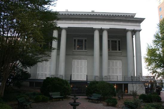 confederate white house essay