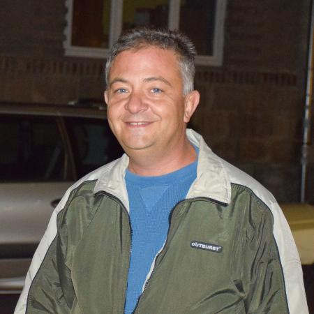 Casa Ferrari B&B: Ludmil, owner
