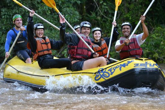 Ecoação Turismo de Aventura : Rafting